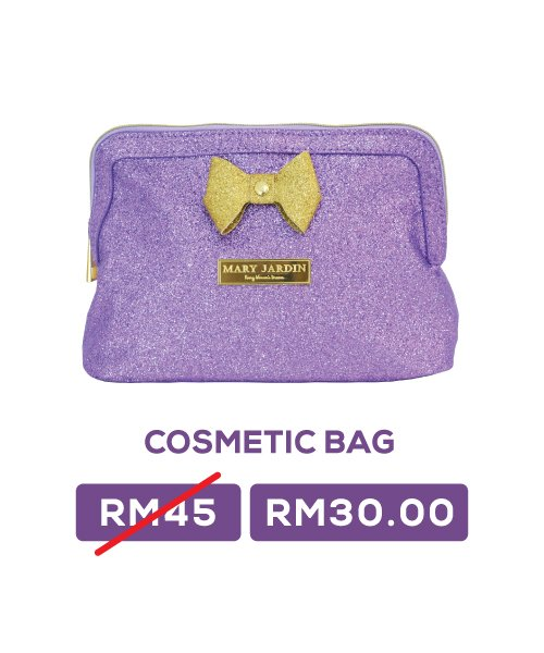 [CLEARANCE] Compact & Durable Toiletry Bag 2 Website Price 16 | Mary Jardin