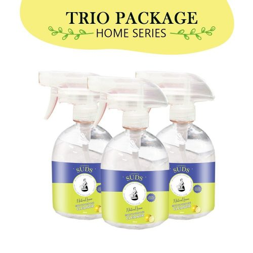 [TRIO PACK] Country Suds Multipurpose Cleaner 500ml 2 trio multipurpose cleaner   Mary Jardin